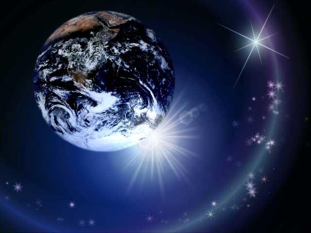 次元上昇の光